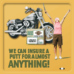 putting contest insurance